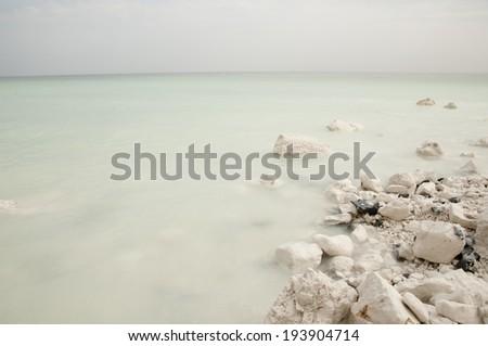 Klint Chalk Mons Klint Chalk Water