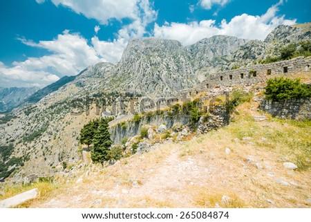Montenegro - stock photo