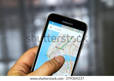 Google Maps Stock Images, Royalty-Free Images & Vectors ...