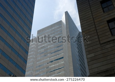 Montreal, Quebec, Canada - stock photo