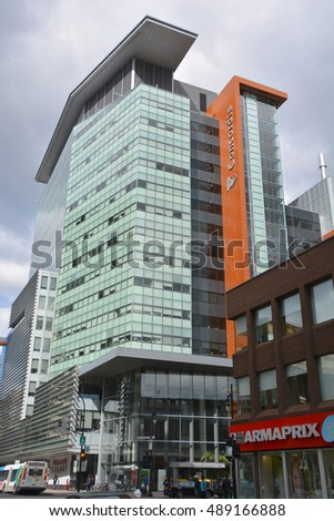 Concordia stock images royalty free images vectors shutterstock - Air france office montreal ...