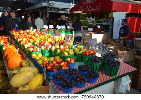 Farmers Place Stock Images RoyaltyFree Images Vectors - The 10 freshest farmers markets in canada