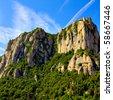 Montserrat - stock photo