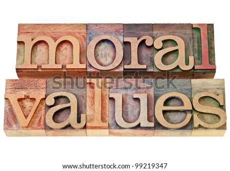 Values make a man essay