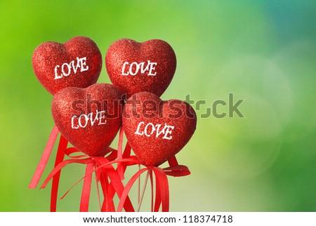 More Love - stock photo