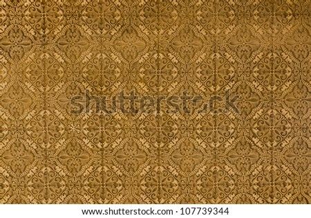 morrocan texture background - stock photo
