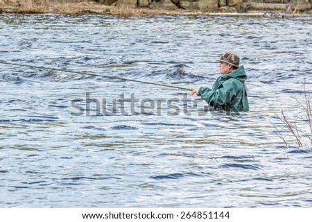 Freshwater game fish stock photos images pictures for Freshwater fishing games