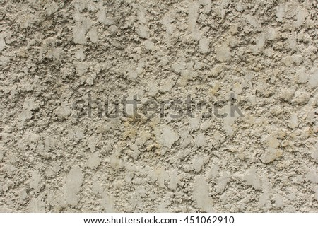 mortar mortar rough wall texture and background - stock photo