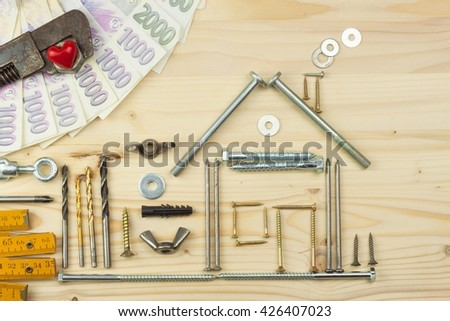 Marsan 39 s portfolio on shutterstock for Construction loan to build a house