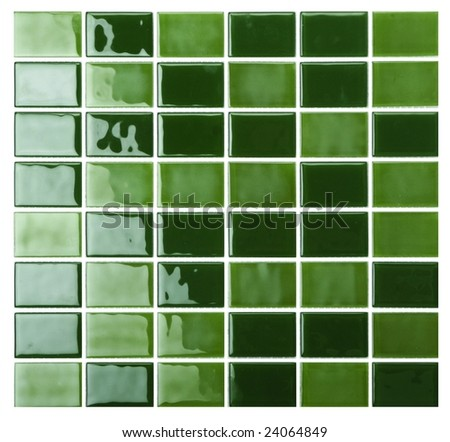 mosaic tile - stock photo