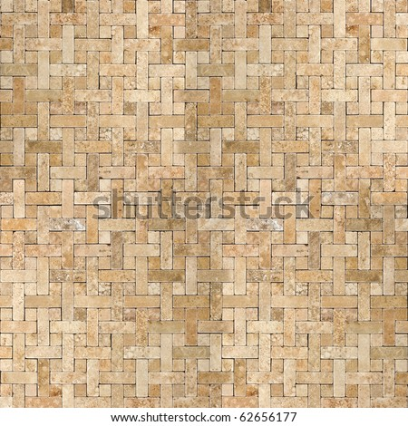 mosaic tile background - stock photo