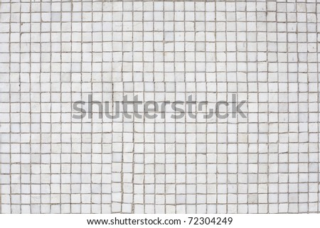 mosaic tiles - stock photo