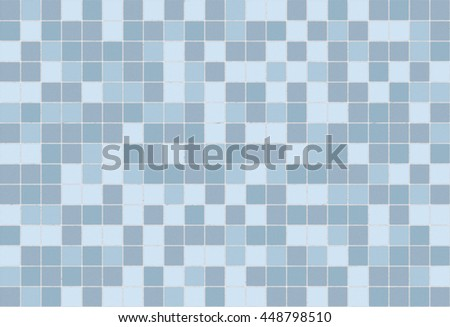 Mosaic tiles seamless background