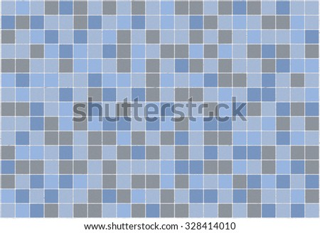 mosaic tiles seamless pattern background