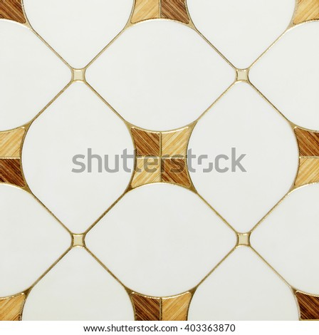 Mosaic Wall Background