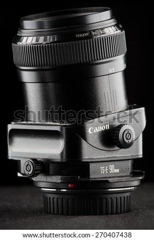 Объектив Canon EF 7 -3 mm F 4-5 6 IS USM, зум