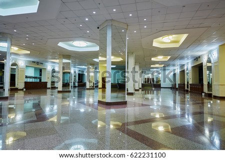 Center Mall Hall Stock Photo 65311801 Shutterstock