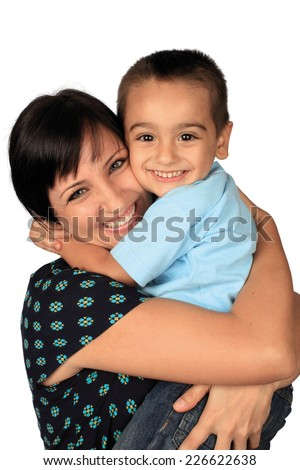 mother - stock photo