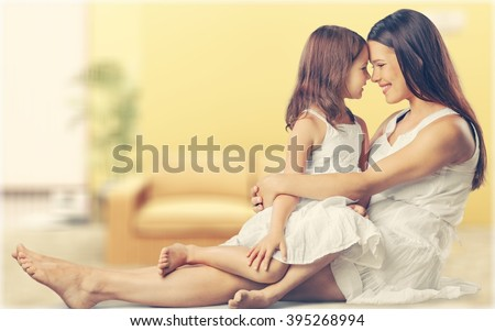 Mother. - stock photo