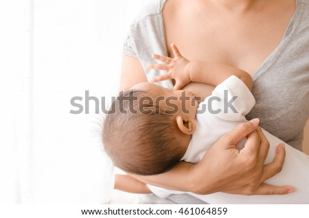 Breast mother natural