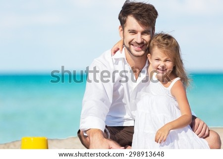 Mother, kid, day. - stock photo