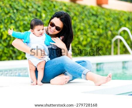 Silhouette Friends Jumping Sunset Stock Photo 260015855 Shutterstock