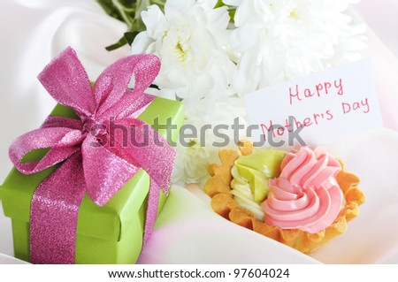 Mother's day. - stock photo