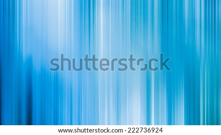 Motion blur abstract background in blue , green, and white
