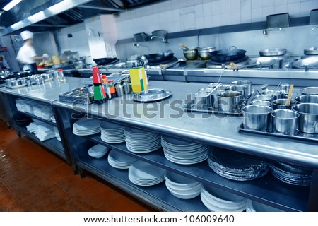Restaurant Kitchen Photos restaurant kitchen fotos, imágenes y retratos en stock | shutterstock