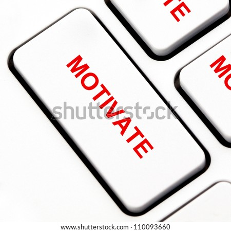 Motivate button on keyboard