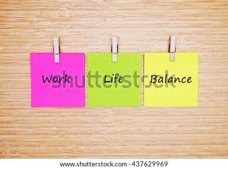 Motivational Quotes. Work Life Balance.