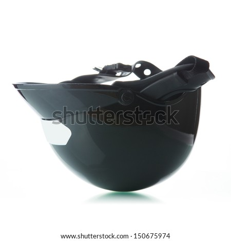 Motorcycle helmet - stock photo