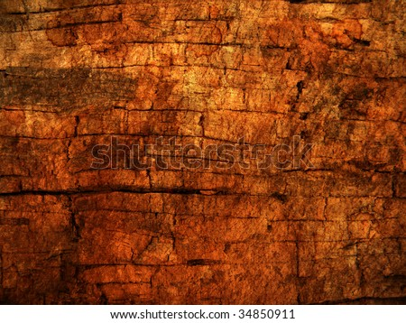 mouldering wooden background
