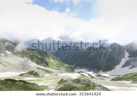 Mount Hotaka, Hotakadake, Mountains in Japan
