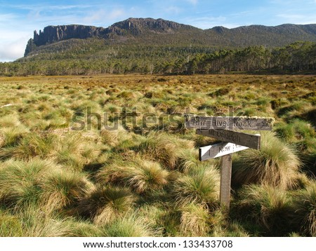 Mount Oakleigh - stock photo