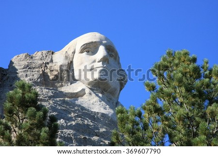 Mount Rushmore, South Dakota, United States