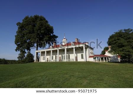 Mount Vernon - stock photo