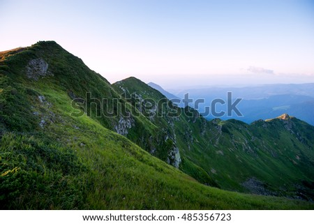 mountain europe, nature landscapes, large picture size, Popular