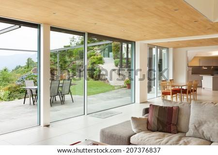 Modern Veranda Stock Images RoyaltyFree Images Vectors