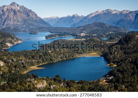 Mountain Lakes