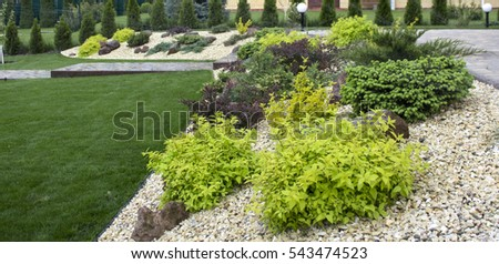 90 White Marble Chips Landscaping Landscaping With White Marble