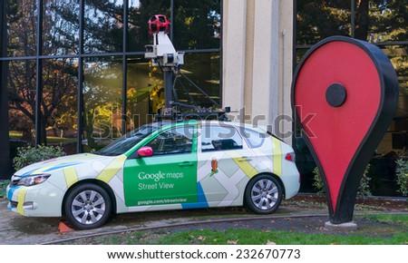 google office usa. mountain view causa nov 22 2014 google maps street view office usa n