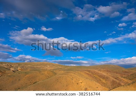 Mountains, the steppe and the sky - this is the essence of Central Asia. Mongolia and Altai
