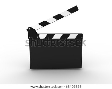 movie  concept - stock photo