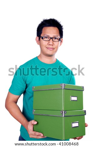 Moving out - stock photo