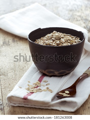 Muesli for breakfast