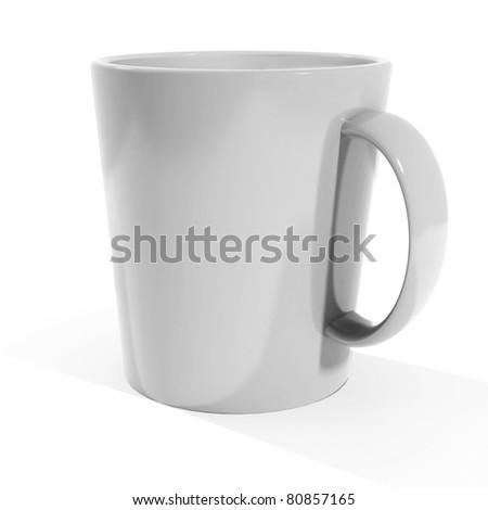 Mug - stock photo