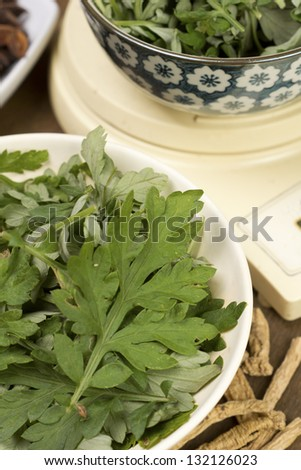 Mugwort or Ai Ye; Non sharpened file