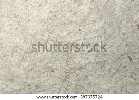 mulberry paper texture made from nature .handmade - stock photo
