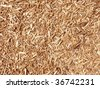 Mulch for background - stock photo